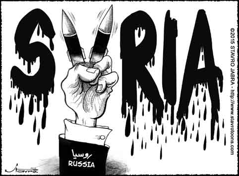 stavro-L'intervention militaire russe en Syrie.