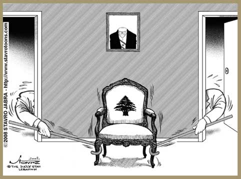 stavro 010308 s - The vacant presidency in Lebanon.jpg