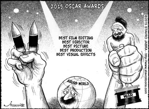 stavro-The Oscars 2015 / 87th Academy Awards