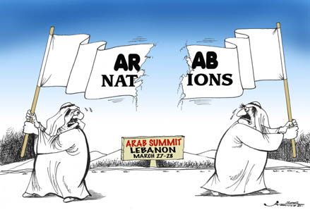 stavro 030902 s - The Arab nations over the Arab summit.jpg