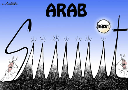 stavro 032202 s - The Arab summit objectives.jpg