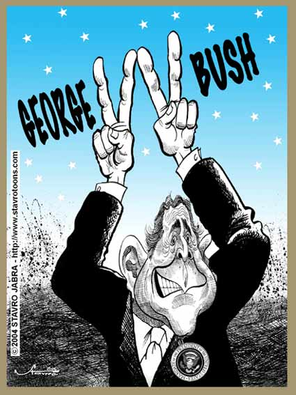 stavro 110504 s - Bush wins four more years.jpg