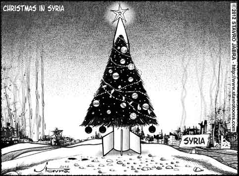 stavro-Christmas in Syria