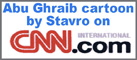 Abu Ghraib Cartoon by Stavro on CNN.com